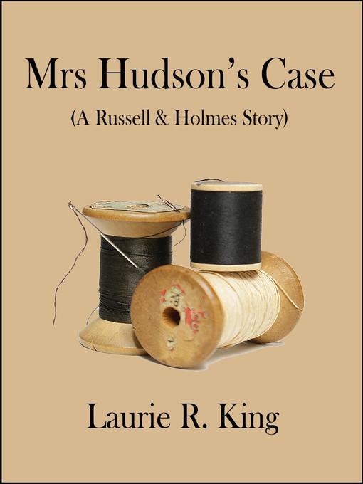 Mrs hudson's case