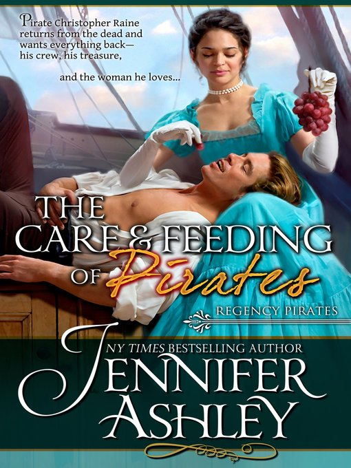 Title details for Care and Feeding of Pirates by Jennifer Ashley - Available