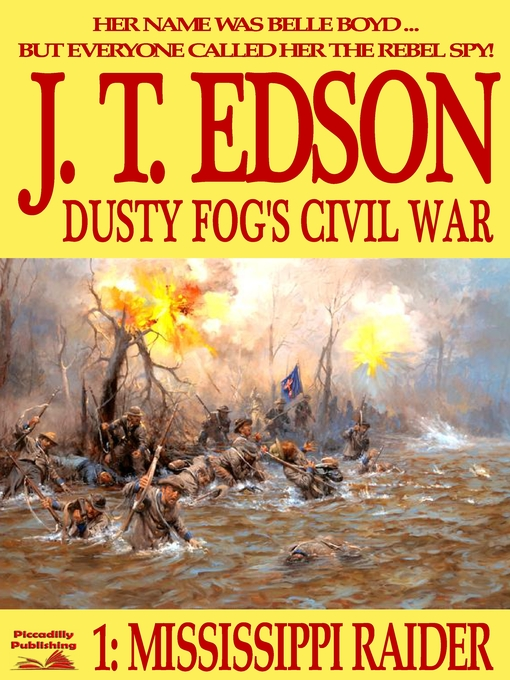 Title details for Mississippi Raider by J.T. Edson - Wait list