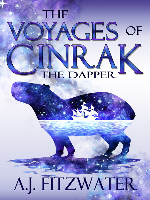 Title details for The Voyages of Cinrak the Dapper by A.J. Fitzwater - Available
