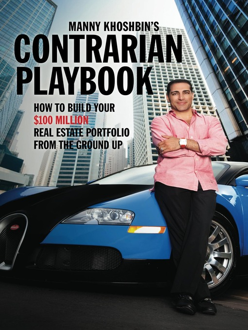 Cover of Manny Khoshbin's Contrarian PlayBook