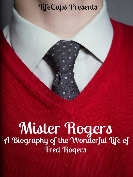 Cover of Mister Rogers