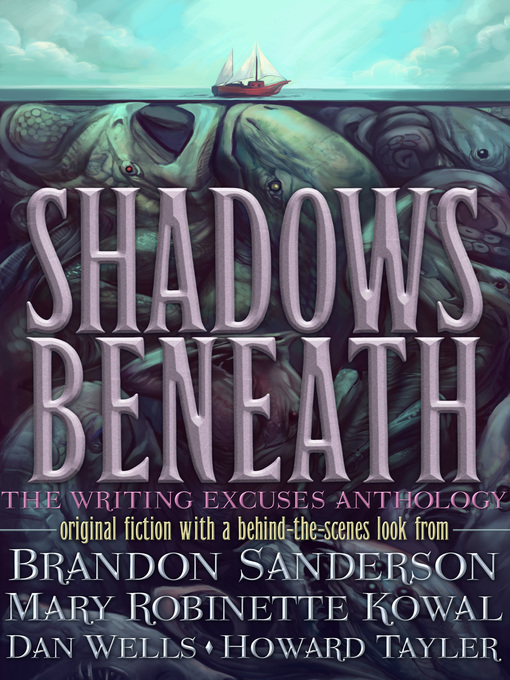 Title details for Shadows Beneath by Brandon Sanderson - Available