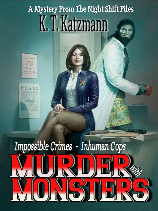 Title details for Murder With Monsters by K.T. Katzmann - Available