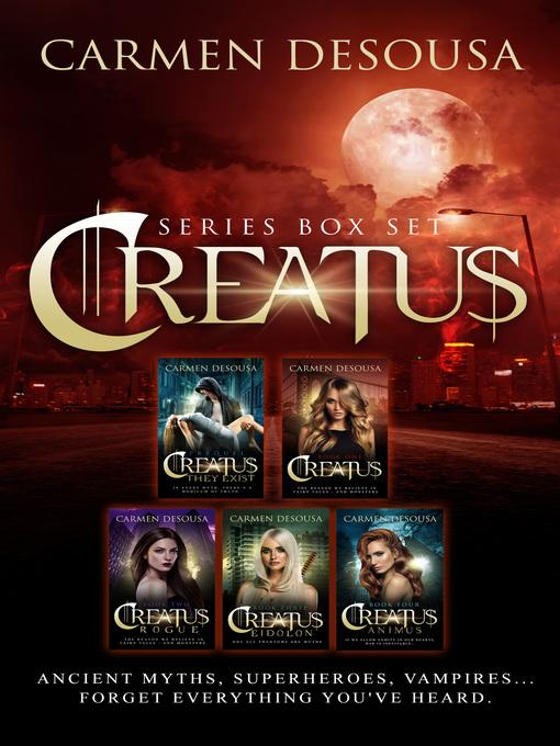 Title details for Creatus Series Boxed Set by Carmen DeSousa - Available
