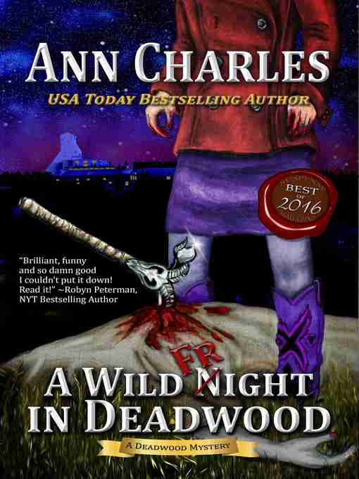 Title details for A Wild Fright in Deadwood by Ann Charles - Wait list