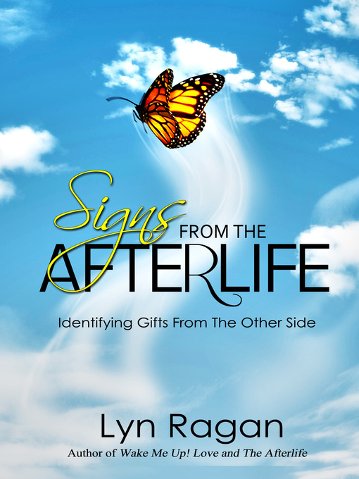 Cover of Signs From the Afterlife