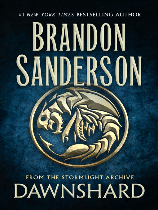 Title details for Dawnshard by Brandon Sanderson - Available