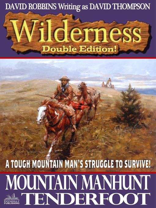 Title details for Wilderness Double Edition #7 by David Robbins - Available
