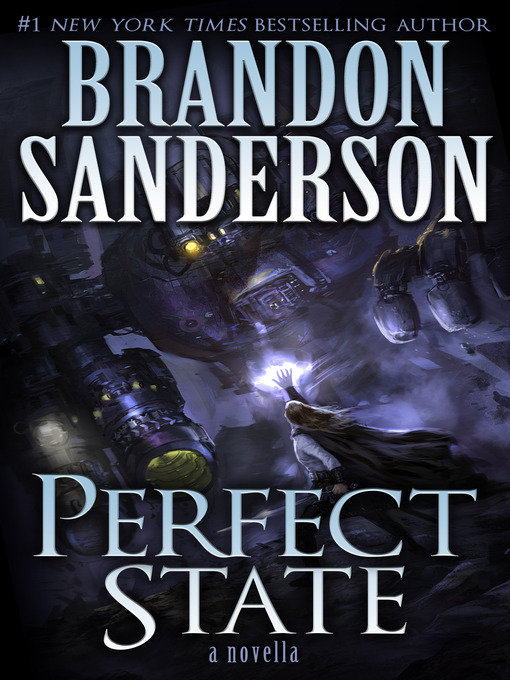 Title details for Perfect State by Brandon Sanderson - Wait list