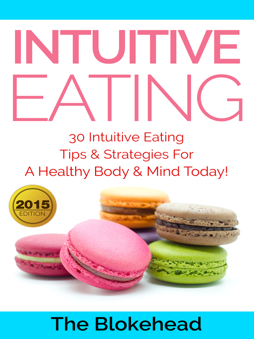 Title details for Intuitive Eating by The Blokehead - Wait list