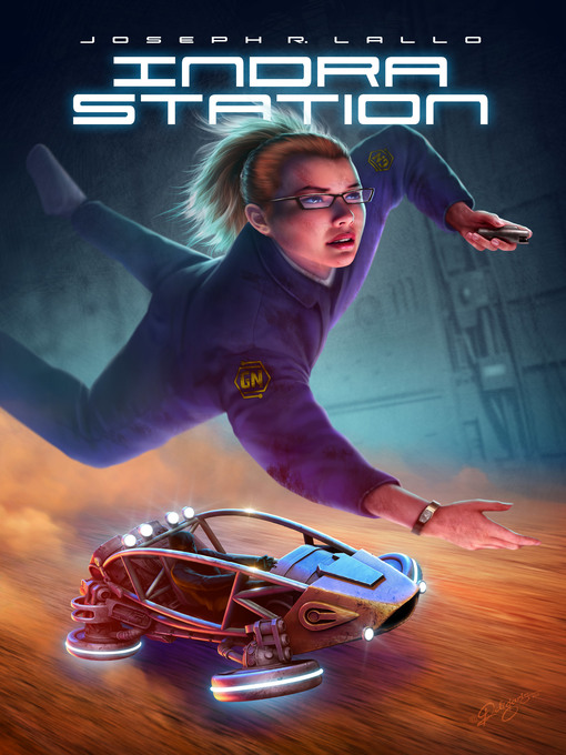 Title details for Indra Station by Joseph R. Lallo - Available
