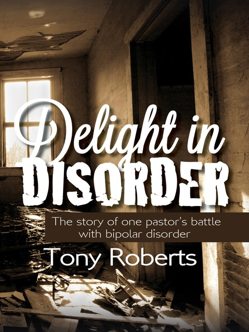 Cover of Delight in Disorder
