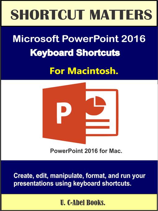 virtual keyboard shortcut mac