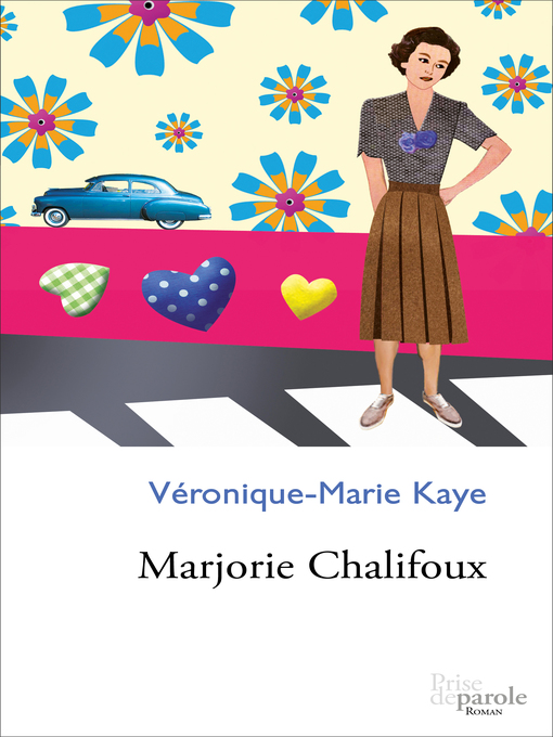 Title details for Marjorie Chalifoux by Véronique-Marie Kaye - Wait list