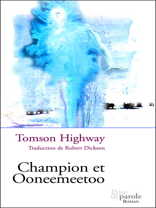Cover of Champion et Ooneemeetoo