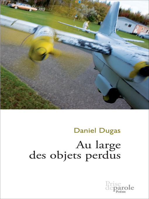 Cover of Au large des objets perdus