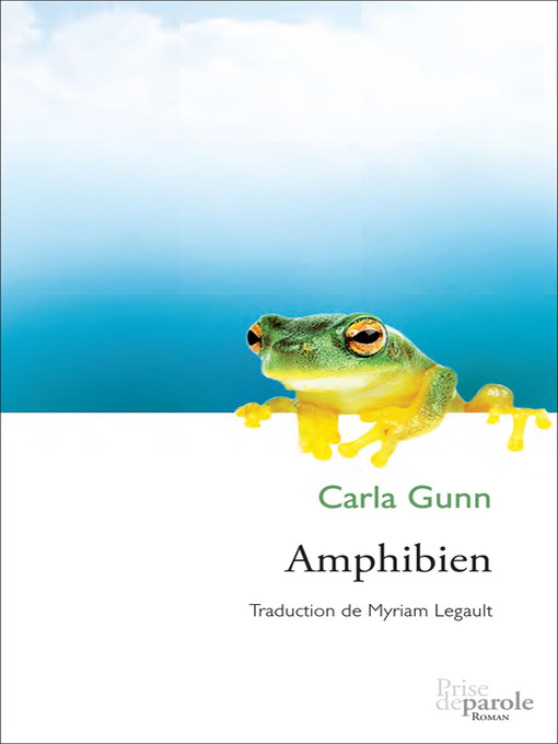 Title details for Amphibien by Carla Gunn - Available