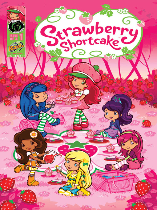 Title details for Strawberry Shortcake, Volume 1, Issue 1 by Georgia Ball - Available