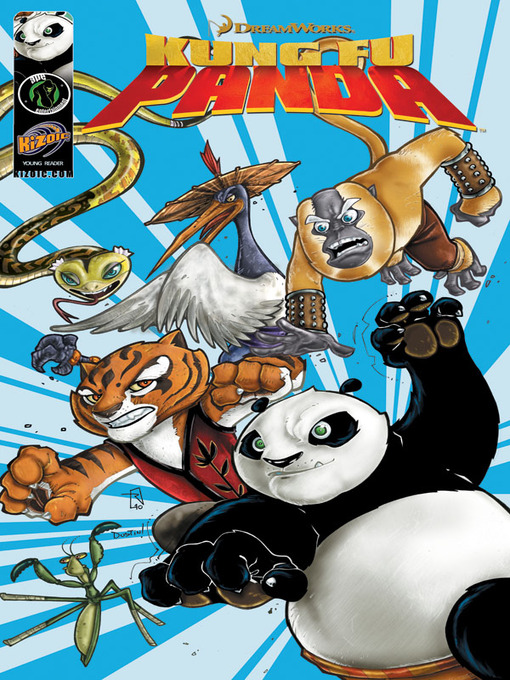 Title details for Kung Fu Panda Digest, Volume 1 by Matt Anderson - Available