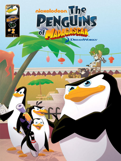 The Penguins of Madagascar, Volume 2, Issue 2 - National