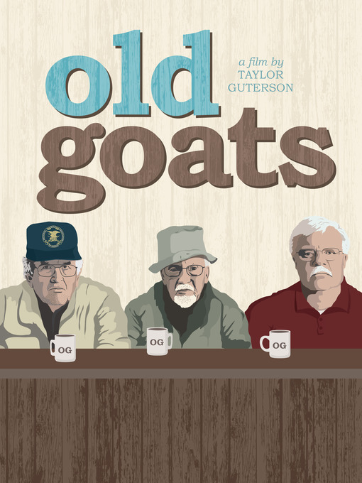 Cover image for Old Goats