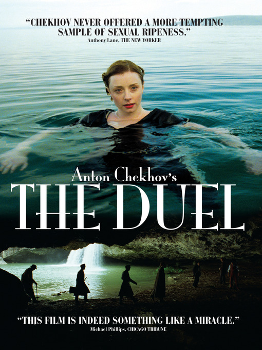 Cover of Anton Chekov's The Duel