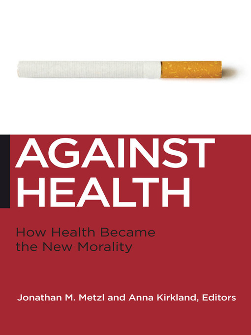 Cover image for Against Health