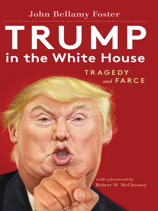 Cover of Trump in the White House