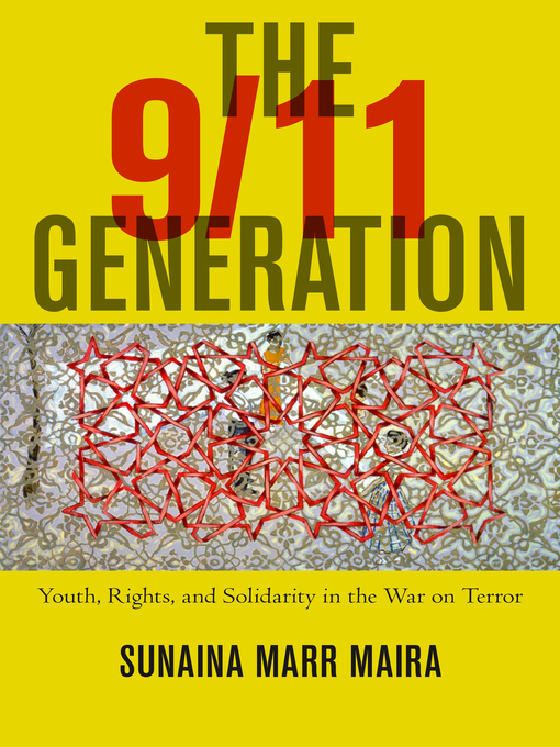 Cover of The 9/11 Generation