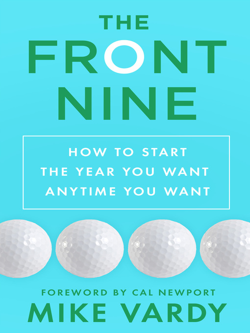 Title details for The Front Nine by Mike Vardy - Available