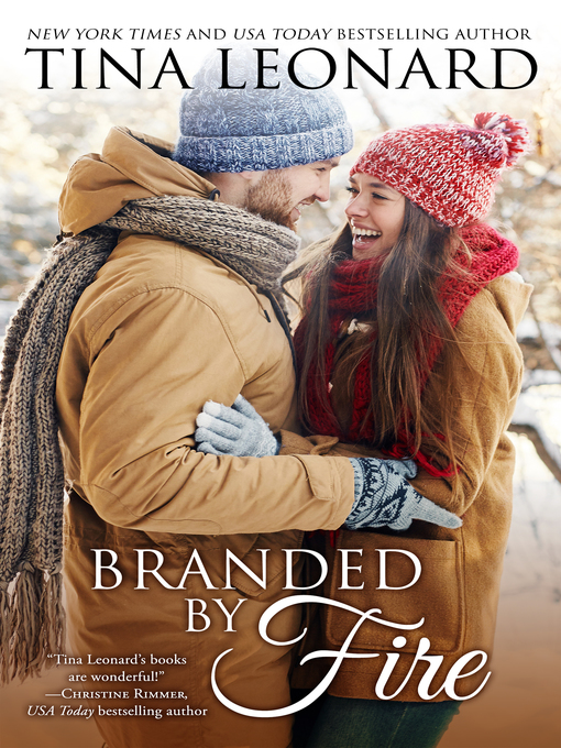 Cover of Branded by Fire