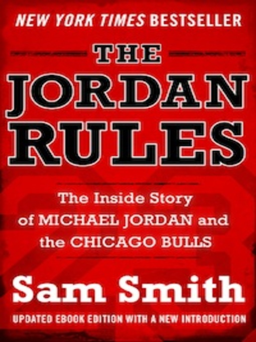 Title details for The Jordan Rules by Sam Smith - Wait list