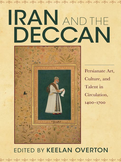 Cover of Iran and the Deccan