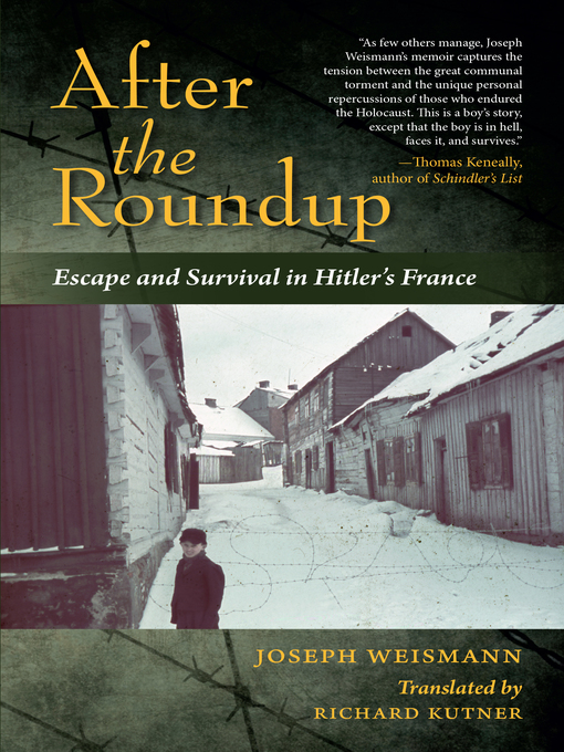 Title details for After the Roundup by Joseph Weismann - Available