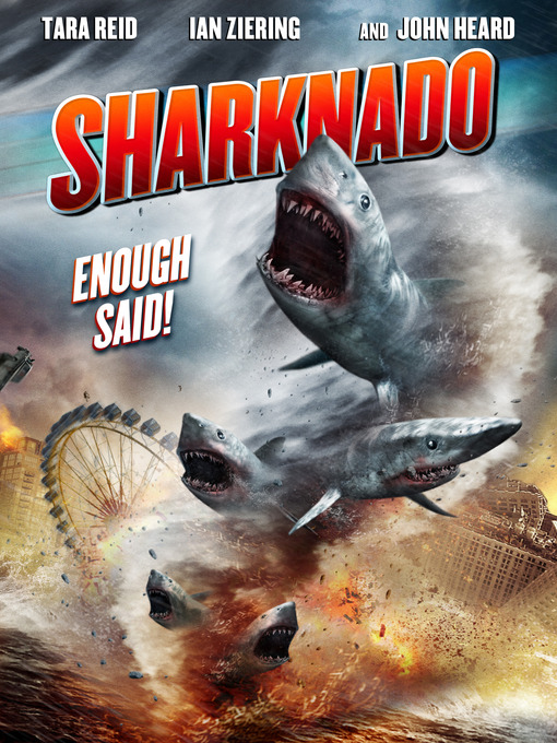Title details for Sharknado by Anthony C. Ferrante - Wait list