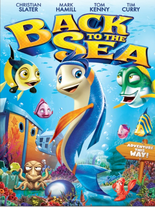 Cover image for Back to the Sea