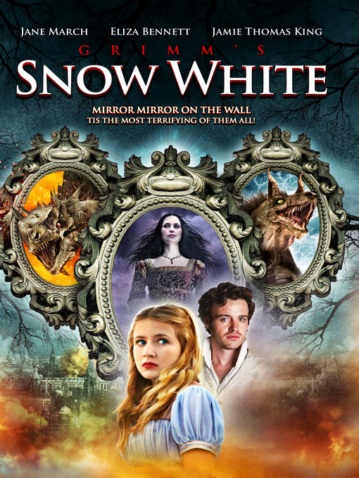 Cover of Grimm's Snow White