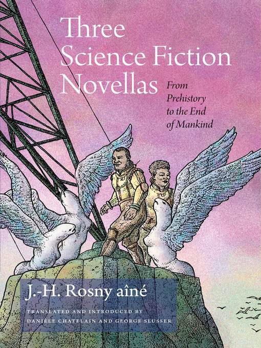 Cover image for Three Science Fiction Novellas