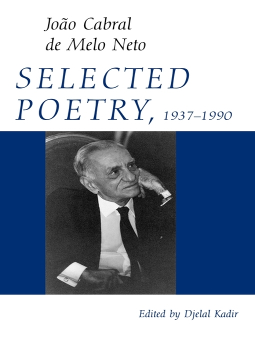 Cover of Selected Poetry, 1937-1990