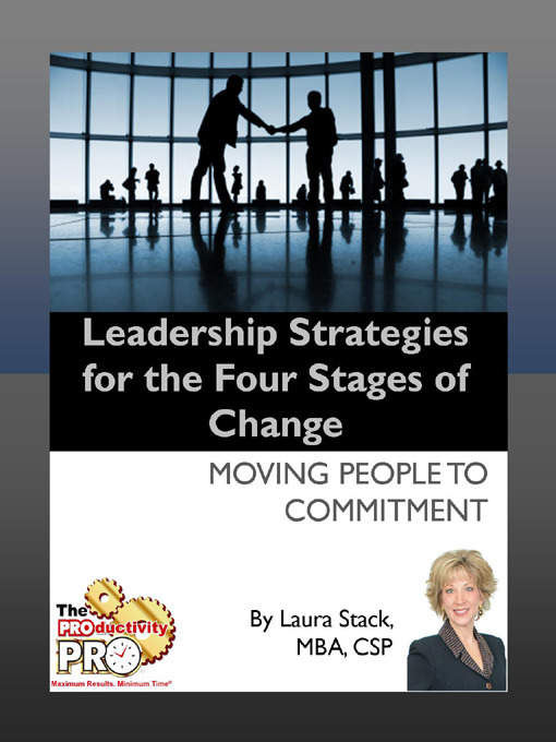 mba leadership strategies for a changing Change management strategies are critical for reducing a model for change change management: learn the latest thought leadership on change management topics.