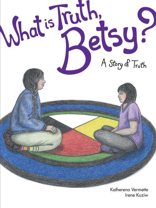 Title details for What is Truth, Betsy? by Katherena Vermette - Available