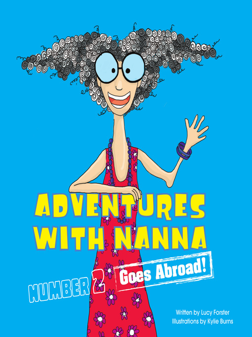 Cover of Adventures with Nanna — Goes Abroad