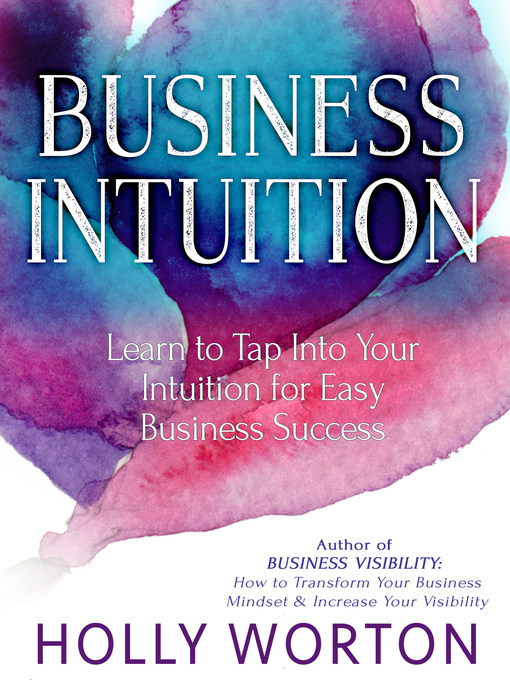 Cover of Business Intuition