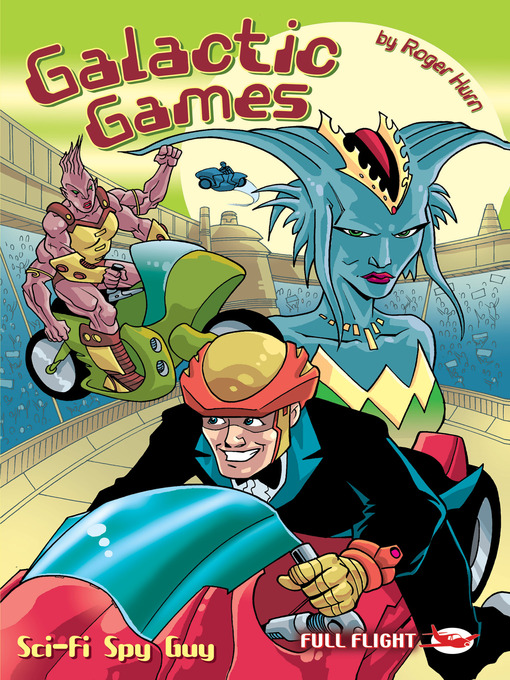 Cover of Galactic Games