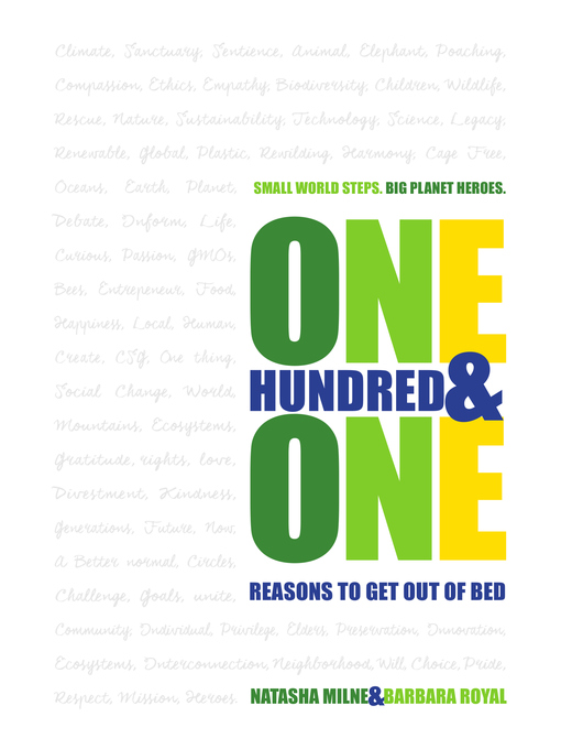 Title details for One Hundred & One Reasons to Get Out of Bed by Natasha Milne - Wait list
