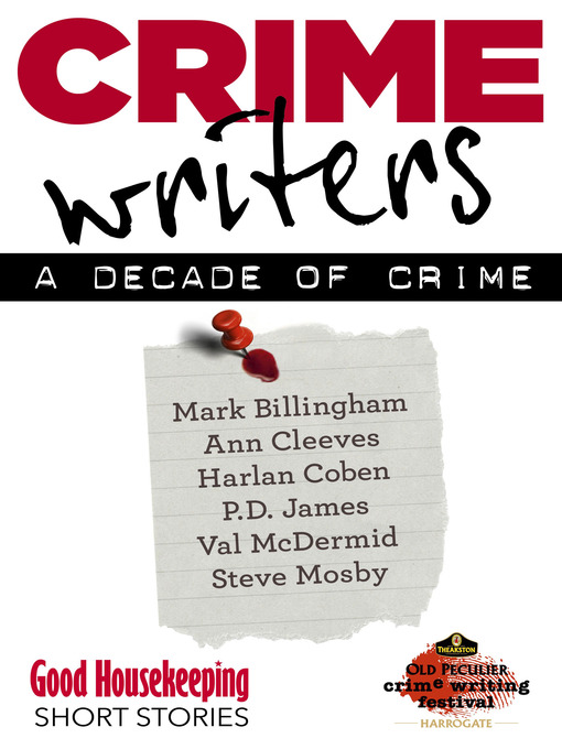 Title details for Crime Writers by Mark Billingham - Available