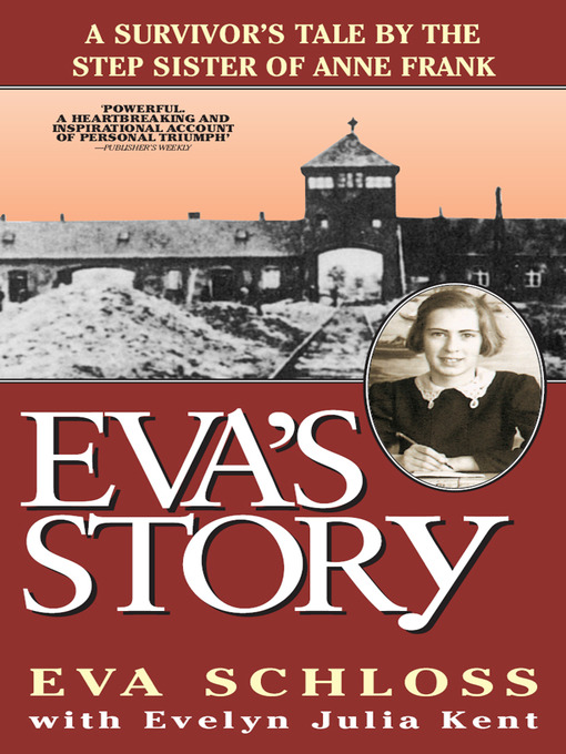 Cover of Eva's Story