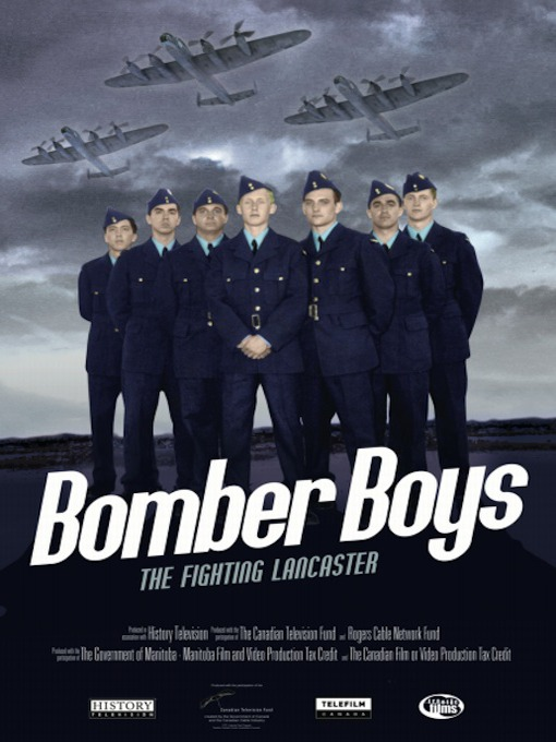 Cover of Bomber Boys: The Fighting Lancaster, Episode 1