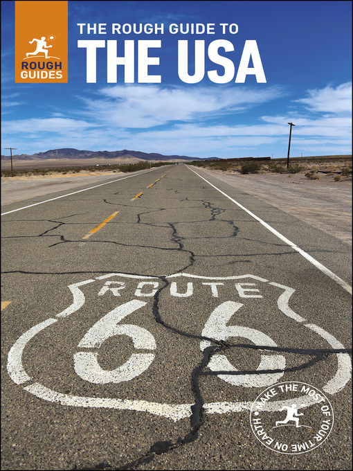 Cover of The Rough Guide to the USA